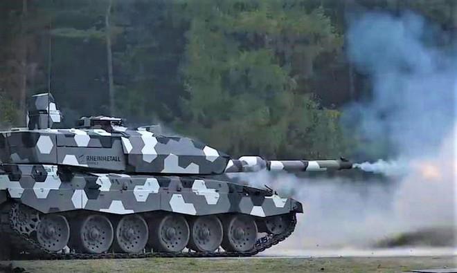 """Pháo NG 130 - """"Khắc tinh"""" tăng Armata và T-90 - ảnh 3"""