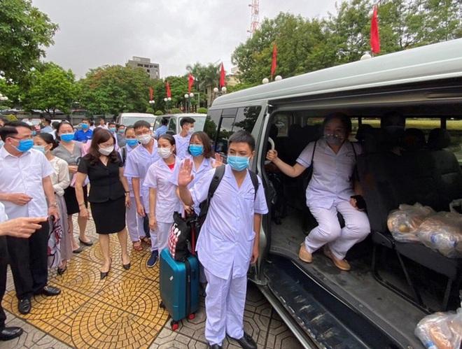 Chiều nay, Việt Nam có thêm 41 ca mắc Covid-19 mới; Đà Nẵng phong tỏa, cách ly y tế Bệnh viện Đa khoa Hải Châu - Ảnh 1.
