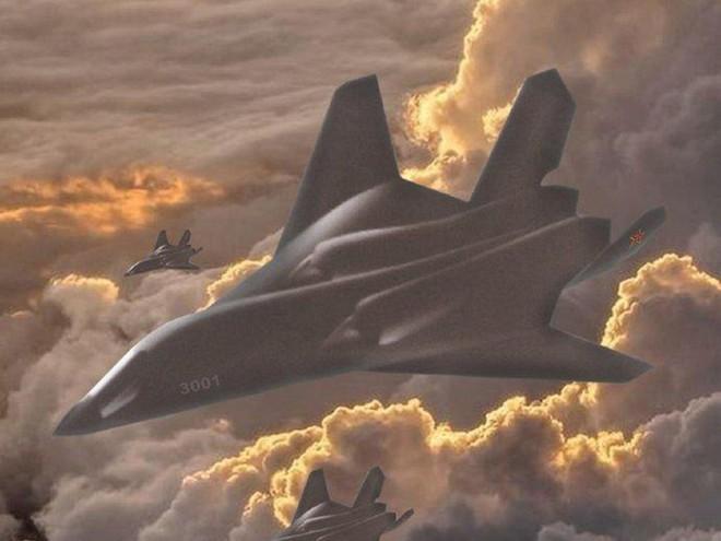 Báo Hoa ngữ: Trung Quốc, Mỹ chạy đua tranh giành quyền bá chủ trên không - ảnh 2