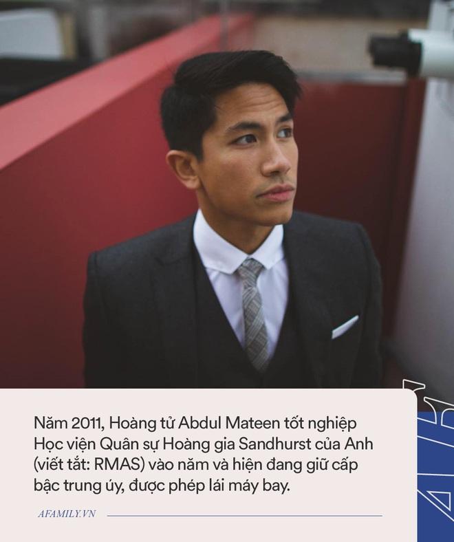 Hoàng tử của Brunei: Đẹp trai, giàu có, đi cắt tóc thôi cũng tốn đến 400 triệu nhưng học vấn cực khủng mới là điều đáng bàn - Ảnh 9.