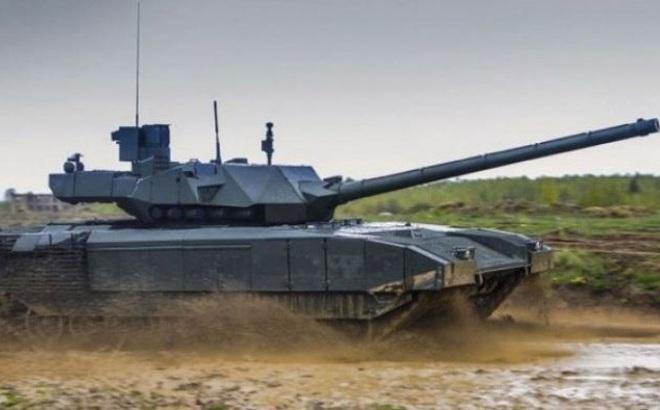 Siêu tăng T-14 Armata của Nga được sản xuất hàng loạt, có thể tích hợp pháo 152mm
