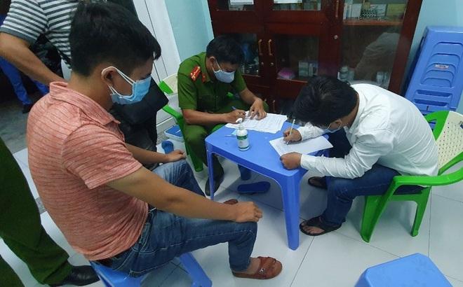 Bỏ trốn khỏi khu cách ly Covid-19, nam thanh niên Đà Nẵng bị công an tạm giữ