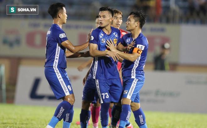 Kêu khó chuyện tiền bạc, đội cuối bảng V.League tuyên bố chấp nhận xuống hạng nếu hủy giải