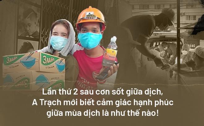 Chàng trai Cơ Tu mất việc, mắc kẹt ở Đà Nẵng với 100.000 đồng... lần đầu biết cảm giác hạnh phúc là thế nào!