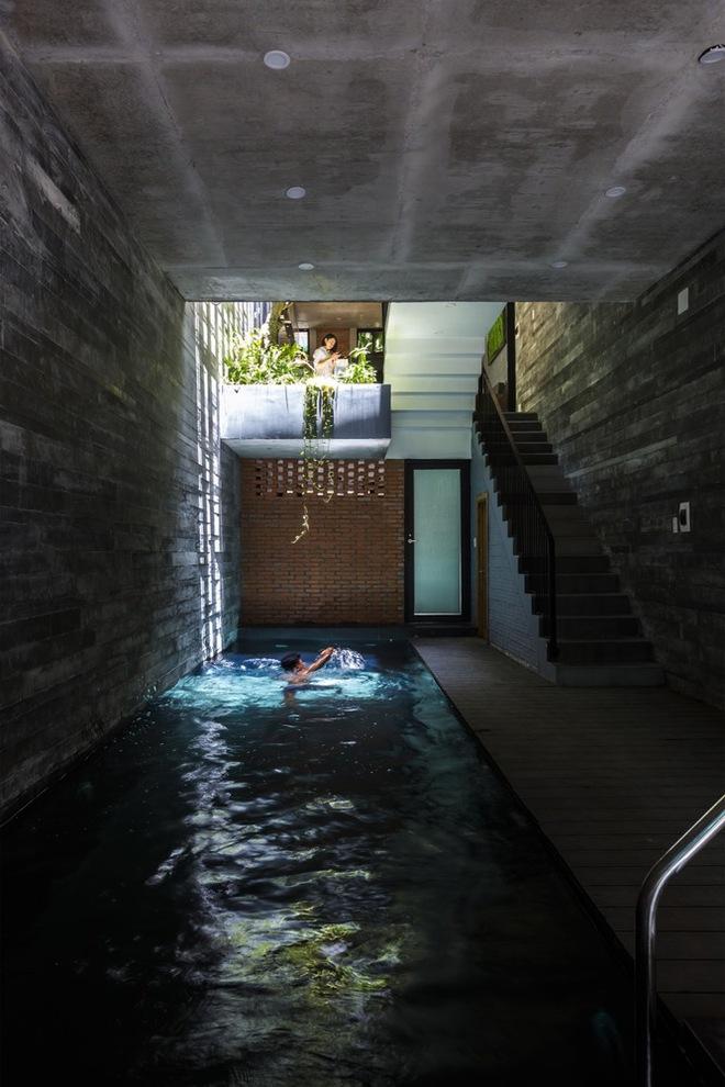 Resort trong nhà của cặp vợ chồng trẻ tại Đà Nẵng có gì đặc biệt mà được báo Mỹ ca ngợi? - Ảnh 4.