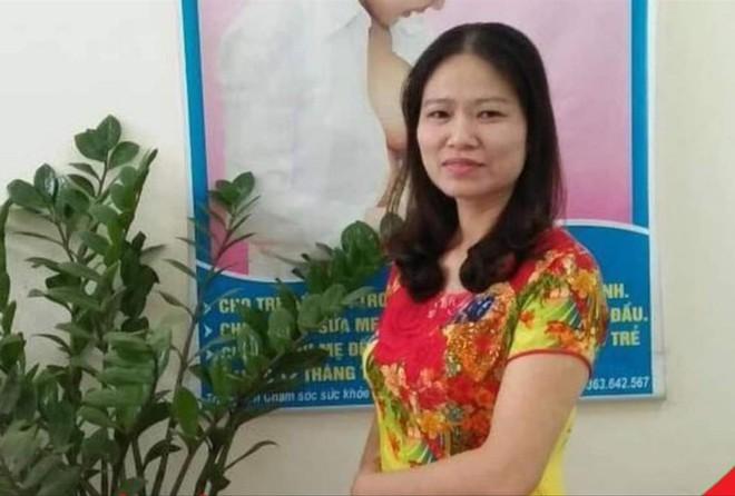 Vụ bà nội đầu độc cháu ở Thái Bình: Nhiều lúc cháu bé la hét vì đau đớn, hàng xóm thấy bà Lệ khóc - Ảnh 1.
