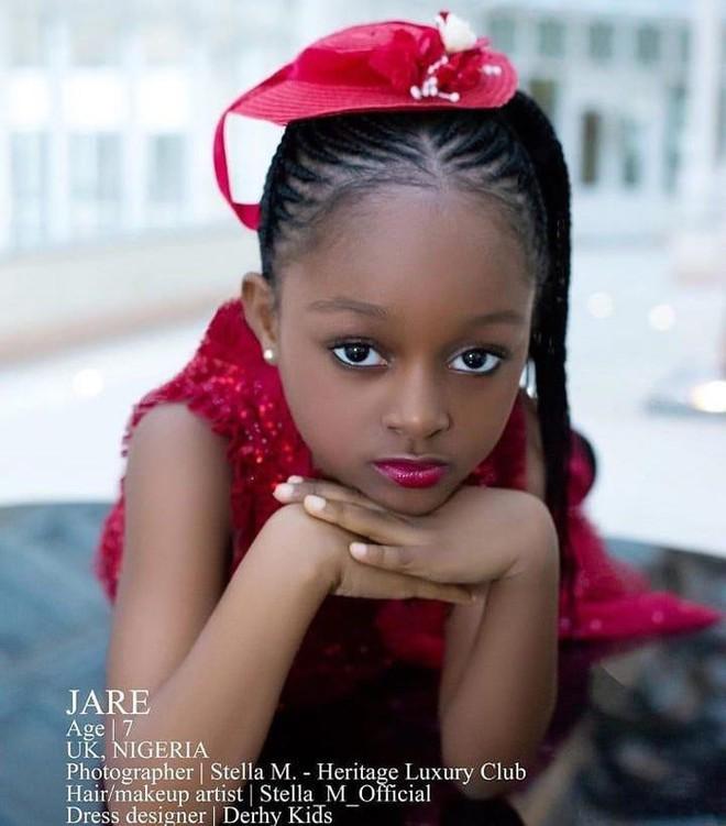 Sau 2 năm gây sốt mạng xã hội, cô bé châu Phi đẹp nhất thế giới hiện ra sao? - Ảnh 5.
