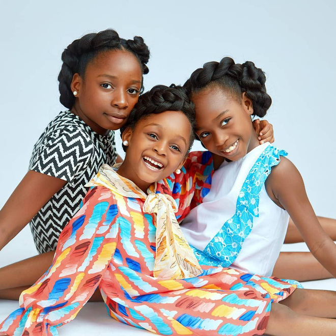 Sau 2 năm gây sốt mạng xã hội, cô bé châu Phi đẹp nhất thế giới hiện ra sao? - Ảnh 7.