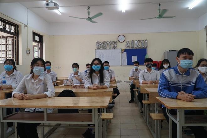 Hà Nội có 3 thí sinh thuộc diện F2 sẽ được thi tốt nghiệp THPT 2020 vào đợt 2 - Ảnh 1.