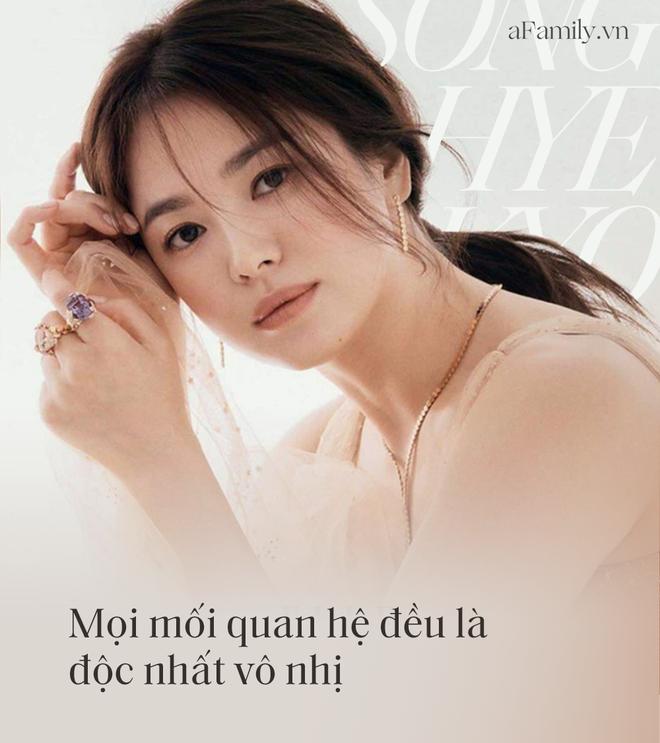 Song Hye Kyo đá xoáy chồng cũ Song Joong Ki trong bài phỏng vấn mới: Nhấn mạnh sự phức tạp tới 3 lần - ảnh 3