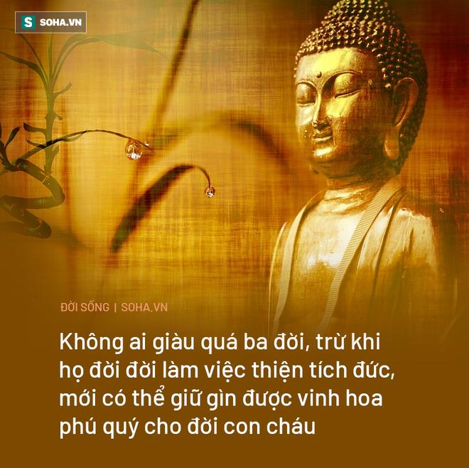 Đức Phật nói: Đời người có 4 thứ không tồn tại vĩnh cửu, ai cũng nên biết để bớt thống khổ - Ảnh 4.