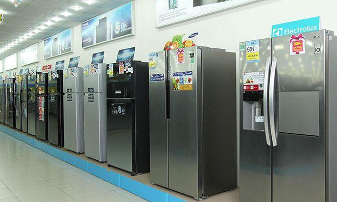 Tủ lạnh diệt khuẩn tiếp tục giảm giá mạnh, nhiều mẫu trong trong phân khúc bình dân - Ảnh 1.