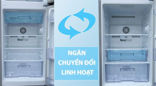 Tủ lạnh diệt khuẩn tiếp tục giảm giá mạnh, nhiều mẫu trong trong phân khúc bình dân - Ảnh 2.