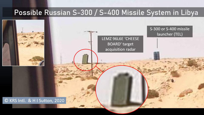 Giải mã bí ẩn đằng sau bức ảnh về hệ thống tên lửa tiên tiến nhất của Nga ở Libya - Ảnh 1.