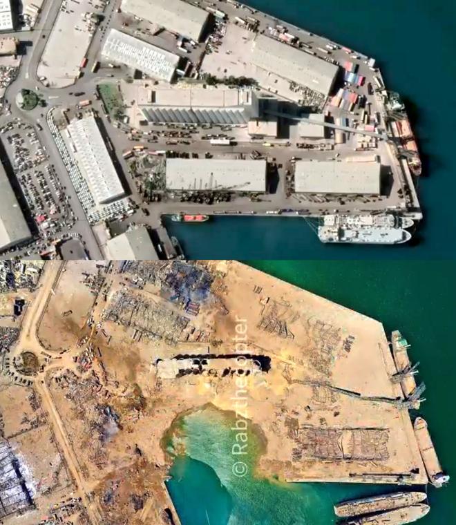 Báo Israel: Kho hóa chất ở Beirut được sử dụng để chế tạo tên lửa - Hé lộ kẻ đứng đằng sau - Ảnh 2.