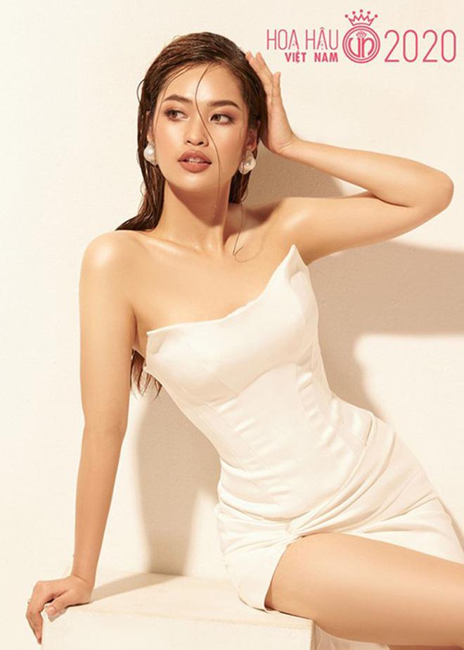 Dàn người đẹp sở hữu đường cong bốc lửa dự thi Hoa hậu Việt Nam 2020 - Ảnh 8.