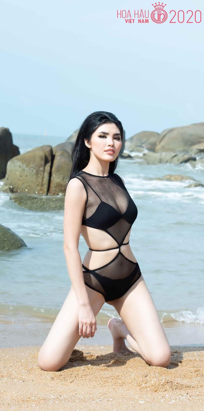 Dàn người đẹp sở hữu đường cong bốc lửa dự thi Hoa hậu Việt Nam 2020 - Ảnh 11.