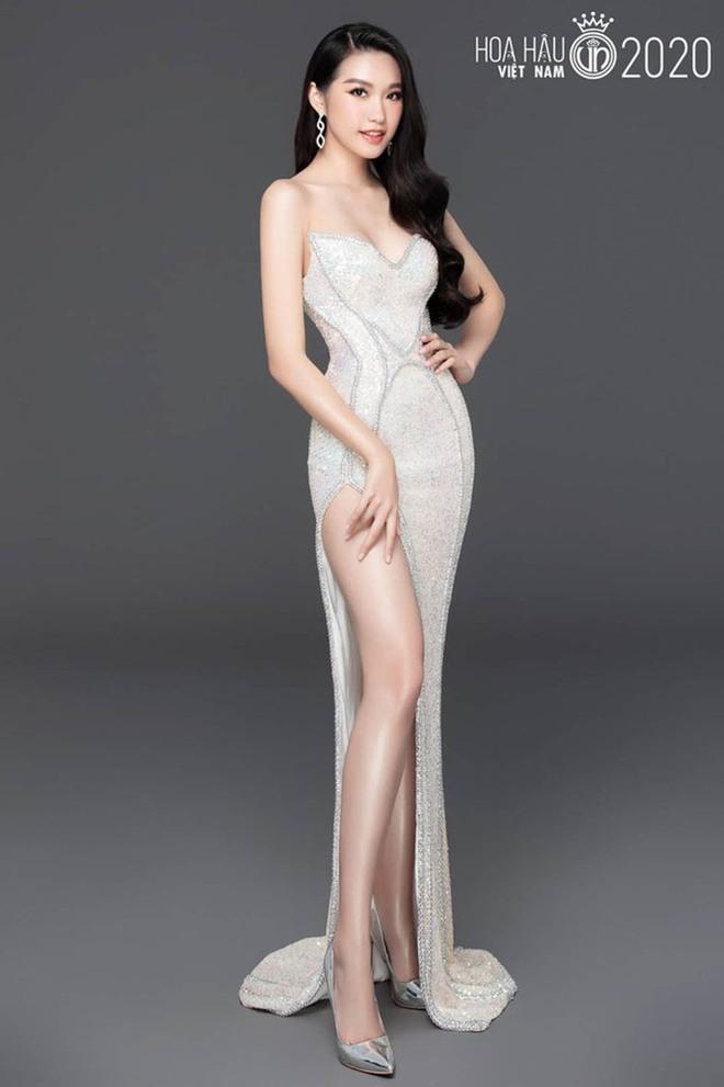 Dàn người đẹp sở hữu đường cong bốc lửa dự thi Hoa hậu Việt Nam 2020 - Ảnh 1.