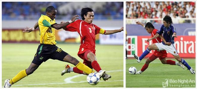 Cú vào gầm suýt xếp lại xương mặt, pha ngáo giữa đường & lá đơn viết vội của người hùng Asian Cup - Ảnh 1.