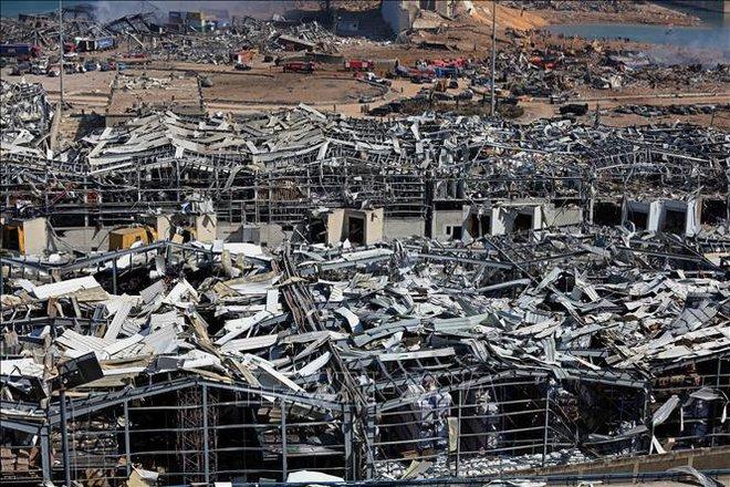 Trung Đông dậy sóng, Israel nã phóng mưa tên lửa - Tin mới nhất về vụ nổ kinh hoàng tại Li-băng - Ảnh 2.