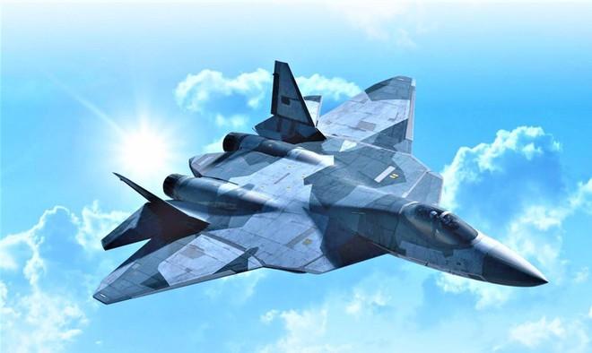 Tiết lộ mới nhất về các khả năng đặc biệt Su-57 - Ảnh 2.