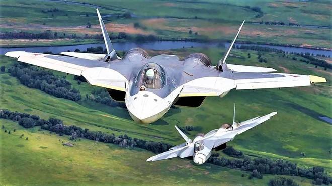 Tiết lộ mới nhất về các khả năng đặc biệt Su-57 - Ảnh 4.