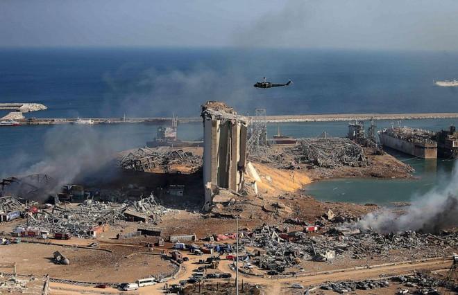 Hình ảnh sốc vừa được công bố về vụ nổ kinh hoàng ở Li-băng - TT Mỹ, Pháp lên tiếng khẩn - Ảnh 5.