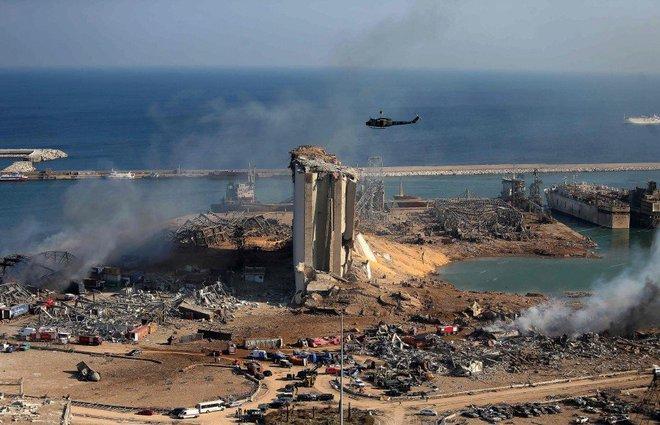 Hồ sơ về vụ nổ phi hạt nhân lớn bậc nhất thế giới - Ảnh 1.