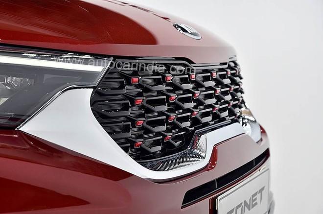 Cận cảnh chiếc Kia Sonet giá 217 triệu đồng với nhiều trang bị hiện đại - Ảnh 2.