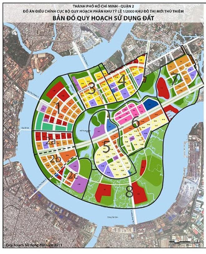 TP HCM: Kỷ luật nhiều cá nhân liên quan dự án Khu đô thị mới Thủ Thiêm - Ảnh 2.