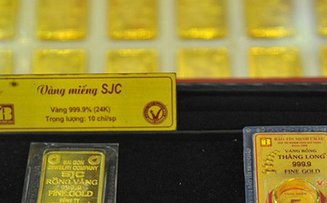 Giá vàng lên mức kỷ lục, đầu tư vàng rủi ro cao về phía người mua