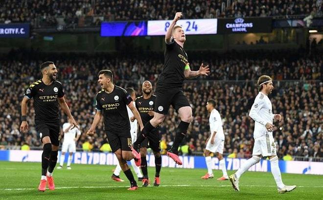 Chuyên gia nhận định thế nào về đại chiến Man City-Real Madrid?