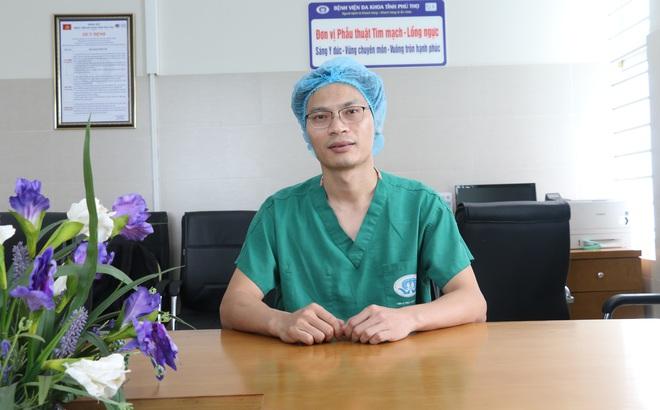 Trò chuyện với bác sĩ thực hiện ca mổ tim trực tuyến đầu tiên tại Việt Nam