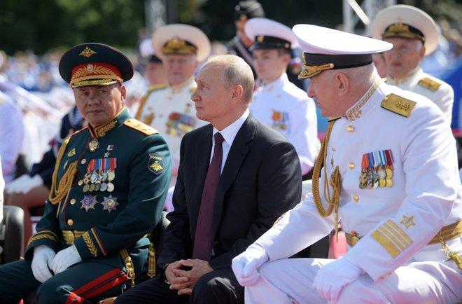 QĐ Nga tuyên bố đanh thép: Sẽ trả đũa hạt nhân với bất kỳ tên lửa tấn công nào của kẻ thù - Ảnh 1.