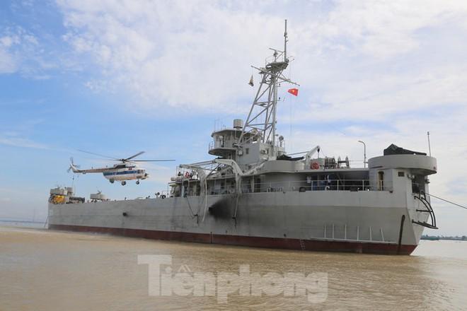 Về Cần Thơ xem Không quân thao luyện cùng Hải quân - Ảnh 2.