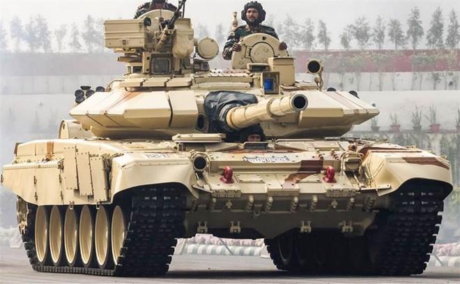 Biết rõ không ăn thua, Ấn Độ vẫn triển khai T-90 đối đầu Trung Quốc: Hé lộ lý do thực sự - Ảnh 3.