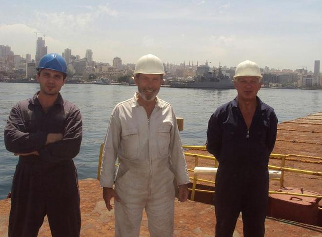 Vụ nổ ở Lebanon: Chuyến ghé cảng ngoài kế hoạch định mệnh - Ảnh 1.