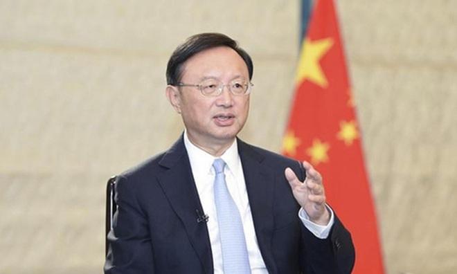 Nhà ngoại giao hàng đầu Trung Quốc cảnh báo thảm họa với Mỹ - Ảnh 1.