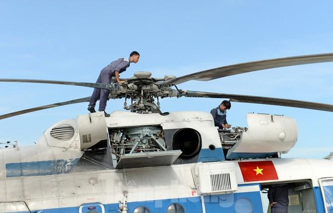 Về Cần Thơ xem Không quân thao luyện cùng Hải quân - Ảnh 5.