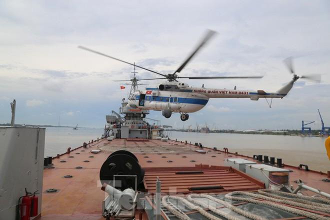Về Cần Thơ xem Không quân thao luyện cùng Hải quân - Ảnh 7.