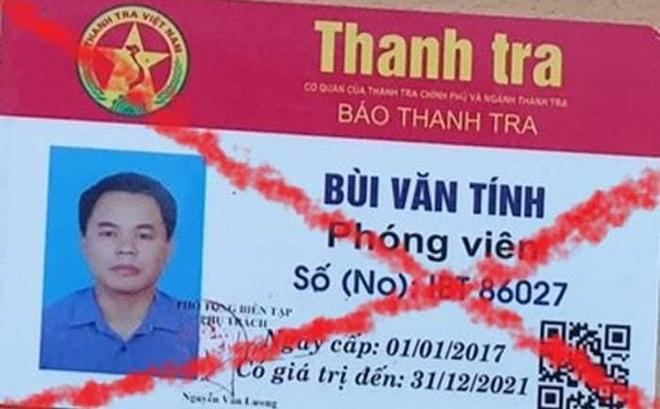 """Bị CSGT dừng xe, nam tài xế đưa thẻ phóng viên """"rởm"""" mua giá hơn 3 triệu để xin bỏ qua"""
