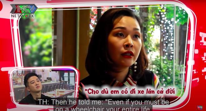 Vợ Đinh Ứng Phi Trường: Anh Trường nói với tôi em có đi xe lăn cả đời, anh vẫn quyết lấy em - Ảnh 5.