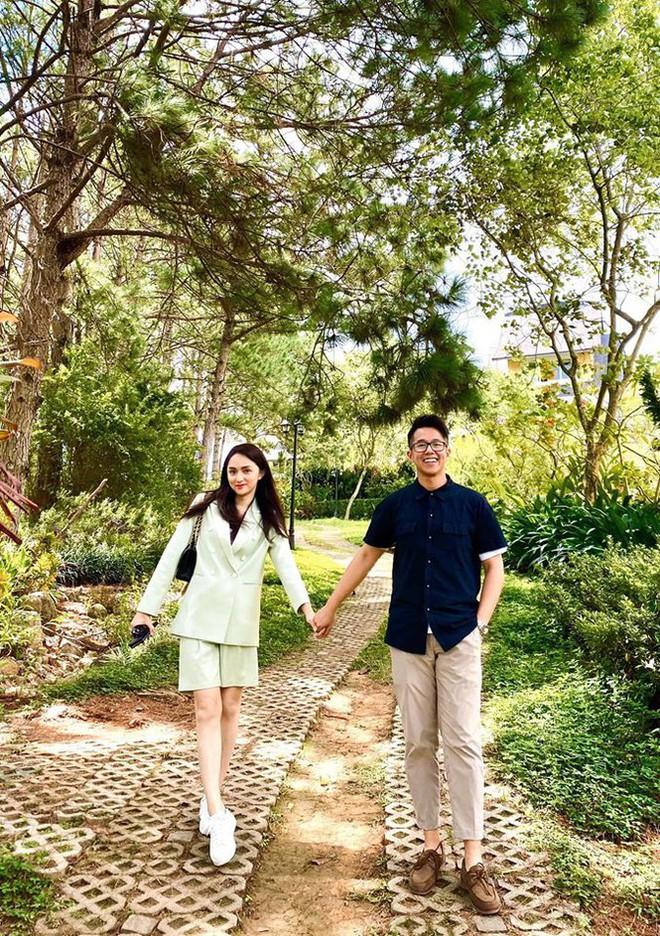 Trước CEO Matt Liu, Hoa hậu chuyển giới Hương Giang từng yêu những ai? - Ảnh 2.