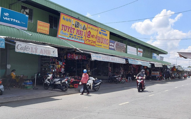 Liên quan đến sai phạm trong xây dựng chợ… một Chủ tịch thị trấn bị cách chức
