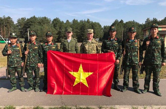 Đoàn Việt Nam thắng lớn; Đội tuyển xe tăng tự tin bước vào bán kết Tank Biathlon 2020 - Ảnh 6.