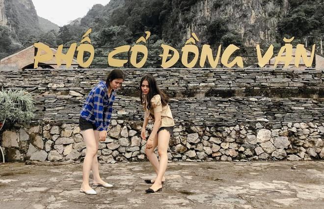 Hai cô gái rủ nhau phượt Hà Giang: Trải nghiệm mạo hiểm và loạt ảnh khó đỡ trên từng cây số - Ảnh 6.