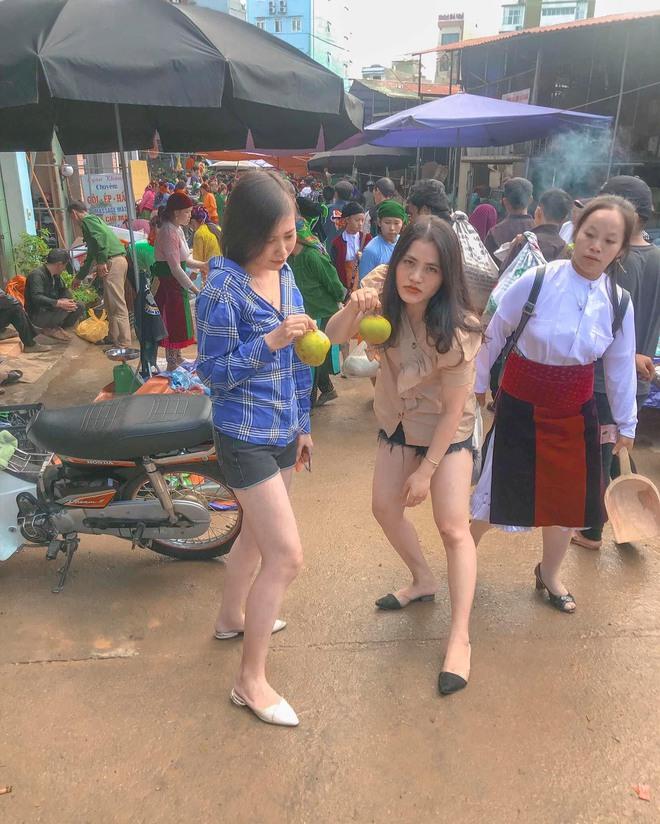 Hai cô gái rủ nhau phượt Hà Giang: Trải nghiệm mạo hiểm và loạt ảnh khó đỡ trên từng cây số - Ảnh 4.