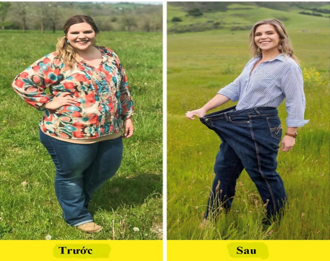 Bước ngoặt cuộc đời: Cô gái giảm 47kg trong 1 năm nhờ vào 5 thói quen hàng ngày - Ảnh 2.