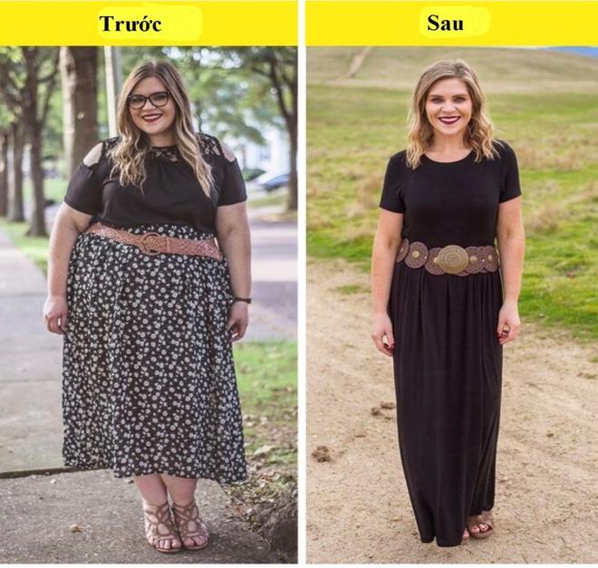 Bước ngoặt cuộc đời: Cô gái giảm 47kg trong 1 năm nhờ vào 5 thói quen hàng ngày - Ảnh 3.