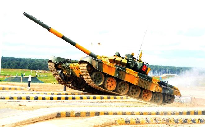 """Đại tá Nguyễn Khắc Nguyệt: Việt Nam suýt chút nữa """"lấm lưng, trắng bụng"""" ở Tank Biathlon 2020"""